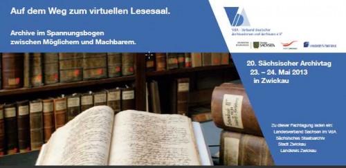 Archivtag_Sachsen